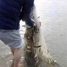 Рыболовная сетка ловушка монофиламент жаберная сеть рыболовные снасти с поплавком Открытый 20 м x 1 м