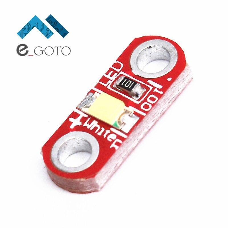 5PCS//Lot LilyPad Light Red SMD LED 3V-5V Module DIY Kit