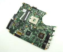 A000081620 DABLDDMB8D0 Genuine for Toshiba L755 L750 Laptop Motherboard hm65 with NVIDIA video Tested