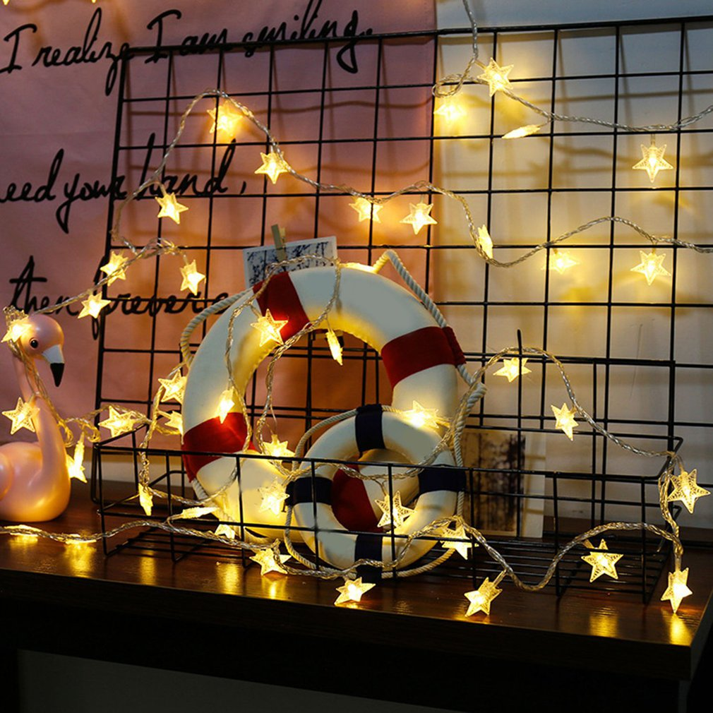 Outdoor Lighting Lights & Lighting Latest Collection Of 6/10m Usb Christmas Led Light String Fairy Light Warm White/ Colorful Snowflake Tree Christmas Home Decor Drop Shipping Supplier