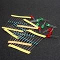 1/4W 220 OHM 1K 10K 100K Resistor Kit for Arduino Raspberry Pi
