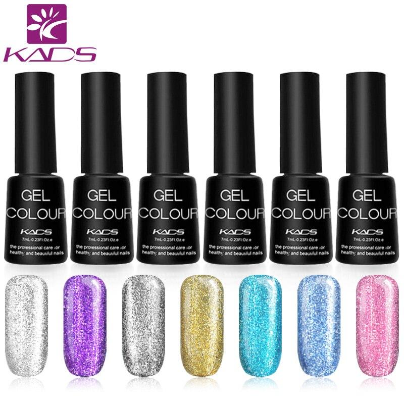 kads 7ml platinum nail gel polish