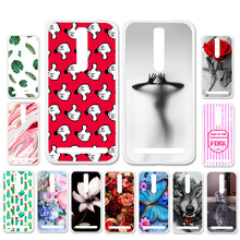 Ojeleye DIY Patterned Silicon Case For Asus Zenfone 2 Deluxe ZE551ML 5.5 inch Case Soft TPU Cartoon Phone Cover Anti-knock Shell
