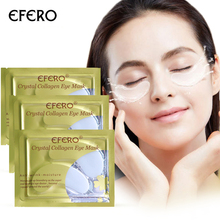 8pair Crystal Collagen Eye Mask Eye Patches Eye Mask For Face Care Dark Circles Remove Gel Mask for the Eyes  EFERO 120g bamboo charcoal collagen eye mask eye patches eye mask for face care dark circles remove gel mask for the eyes ageless