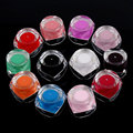 8ml X 12 Pure Colors  UV Gel Nail Polish Nail Art Design Glass Nail Gel Decoration Nail Extension Manicure ,36colors for choose