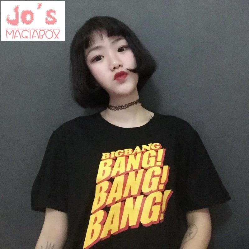 2019 Új Blusa nyári stílus koreai Ulzzang Kawaii Harajuku pólók Női cipzáras O-nyakú aranyos póló póló