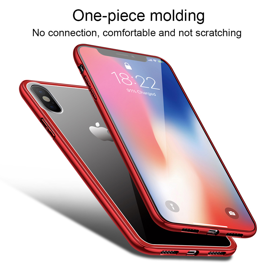 IPHONE X Glass shell