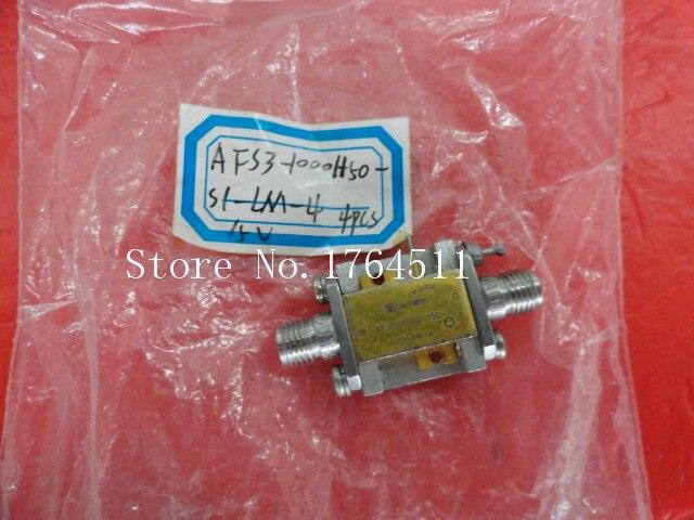 [BELLA] MITEQ AFS3-10001150-S1-LM-4 15V SMA Amplifier