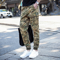 2016 Venda Quente Camuflagem Dos Homens Calças Dos Homens Do Exército Militar Ao Ar Livre Calças calças Corredores Sweatpants Para Homens Pantalones Hombre