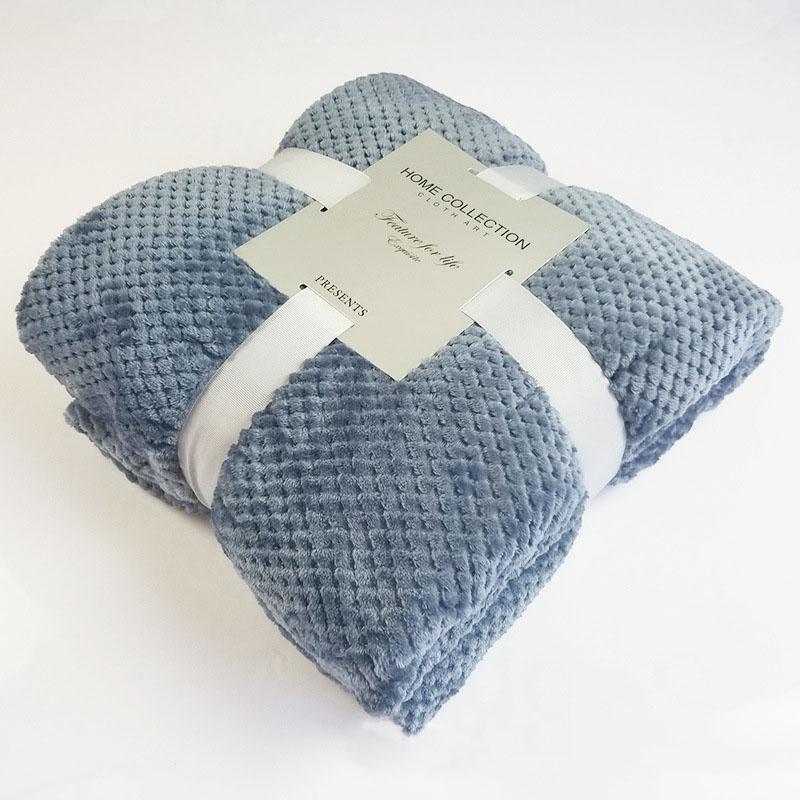 Manta Cobertor Casal ou Bebe 28