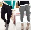 2013 New Autumn winter female harem hip hop women Skinny Sweatpants dance joggers Trousers Casual pants