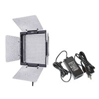 YONGNUO yn 600 3200 5500 К LED Цвет Температура регулируемый светодиодный свет видео кабель