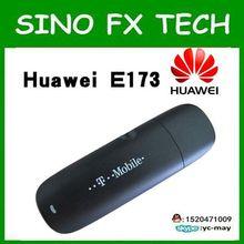 HUA WEI E173 3G USB MODEM HSDPA para set top box receptor de TV na linha de tv show