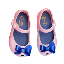 hot deal buy girls shoes cool sandals pvc shoes for baby girls baby fashion jelly shoes babe princess girl's flats