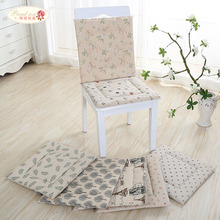 Proud Rose Home Comfortable Seat Cushion Linen Chair Cushion Office Bar Chair Back Seat Cushions Sofa Pillow Buttocks Cushion
