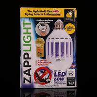 2017 NEW Zapp Light Dual LED Lightbulb Screw Mouth Energy Saving Lamp High Power LED Round
