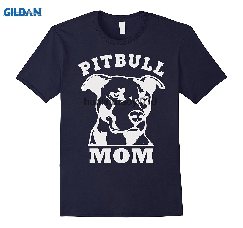 Возьмите питбуль мама Рубашка