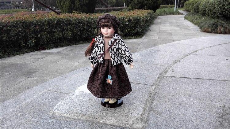 Venta caliente 41 CM Estilo Europeo Victoria Estilo Rusia Muñeca - Muñecas y accesorios - foto 3
