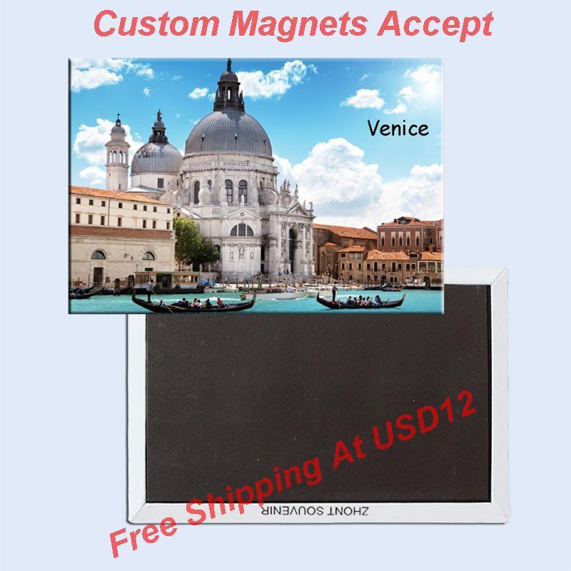 Souvenir Magnets European Italian Venice City Fridge Magnet 20321; Turistické dárky pro přátele