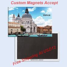 Souvenir Magnets European Italian Venice City Fridge Magnet 20321;Tourist gift for friends