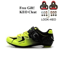 tiebao cycling shoes lightweight road bike shoe professional road bicycle shoes Spinning cycle shoes