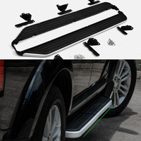 Car Running Boards Auto Side Step Bar Pedals For Land Rover Discovery 4 2010 2011 2012
