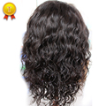 8A Water Wave Full Lace Human Hair Wigs With Baby Hair Unprocessed Virgin Brazilian Lace Front Water Wave Wigs for Black Women