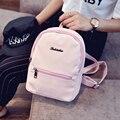 Добыча твердых рюкзак 2016 женщин Корейской новая мода рюкзак двойного назначения Мини-Сумка-Рюкзак