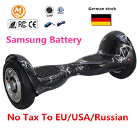 Hoverboard 10 Inch 2 Wheels Smart Balance Scooter Hover Board Standing Smart Wheel Motorized Adult Big