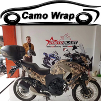 Military Desert Camo Vinyl Wrap Army Camo Automobile Vinyl Sticker Wrapping Camouflage Motorbike Car Foil Decal Covering