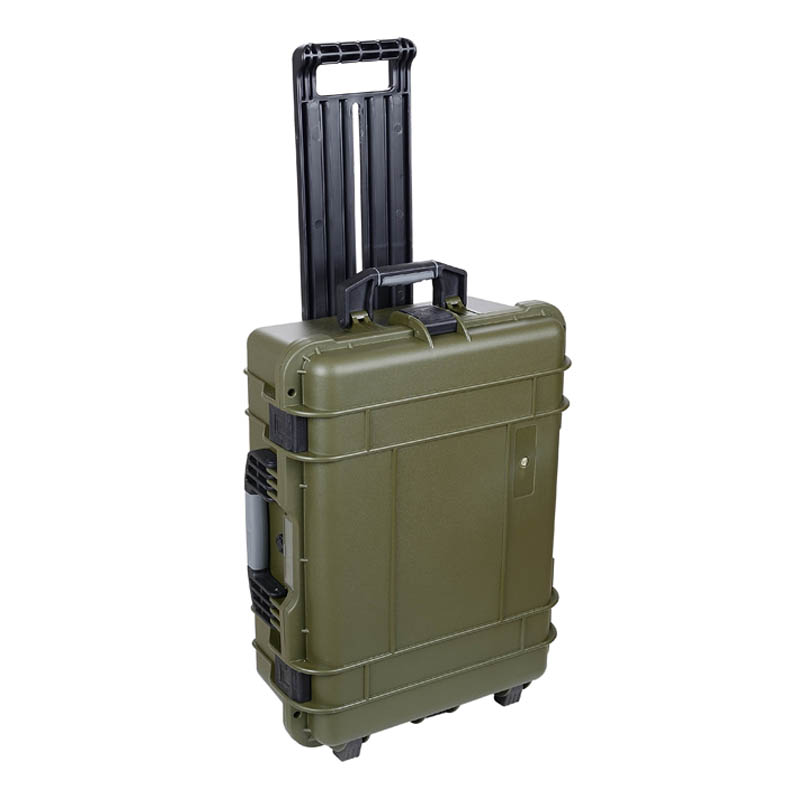 ip67 high quality plastic tool case with foam high quality shipping case with full foam inside