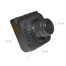 Free Shipping New Pattern 1080P Wifi Mini Type Magnetic Suction Installation HD Car Cam