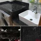 Black Marble Self Adhesive Wallpaper Furniture Tiles Kitchen Backsplash Vinyl Decor Wall Sticker Home Decor Wall Paper