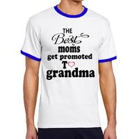أفضل الامهات الحصول روجت إلى الجدة قارع الأجراس تي شيرت نعرفكم الجرافيك مطبوعة شخصية قمم قميص