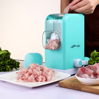 Baycheer Multifunctional Grater Vegetable Cutter Manual Potato Carrot Slicers Cheese Grater Stainless Steel Blades Kitchen Tool