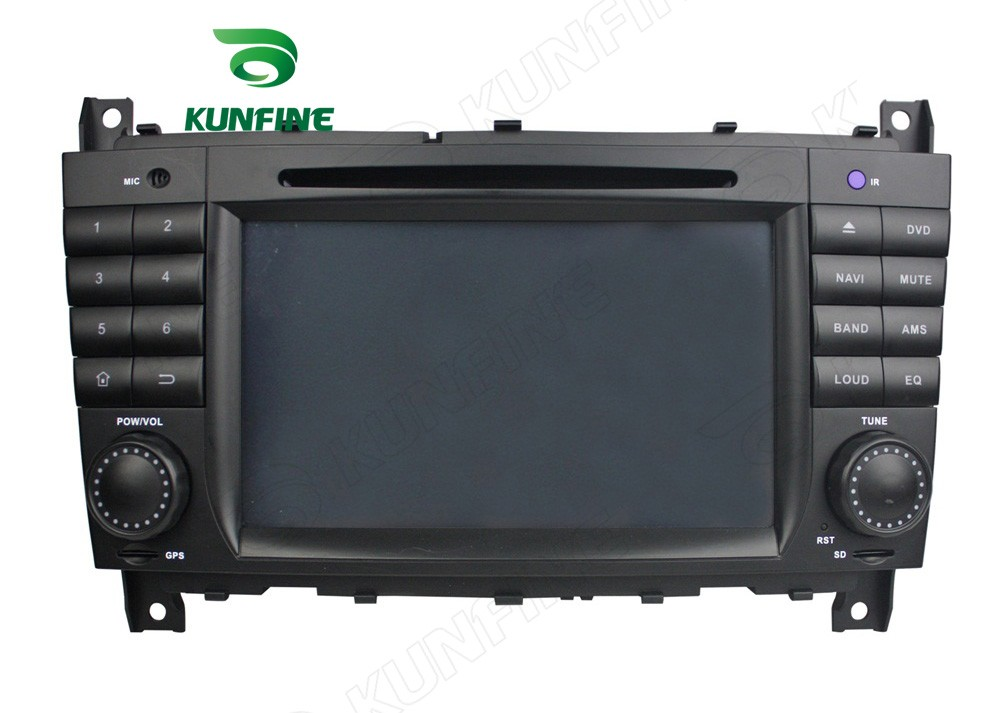 Car dvd GPS Navigation player for BENZ C-Class w203 A
