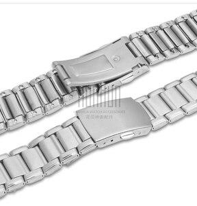 Image 4 - Die neueste! Geeignet für Casio EF 316D strap Stahl gürtel uhr zubehör