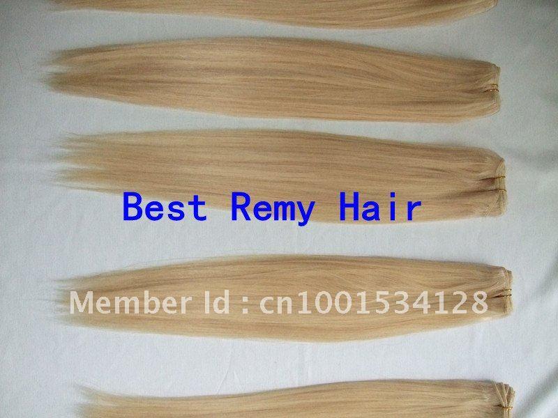 ,hot sale 1618202224 brazlian Human Remy Hair Extension #613