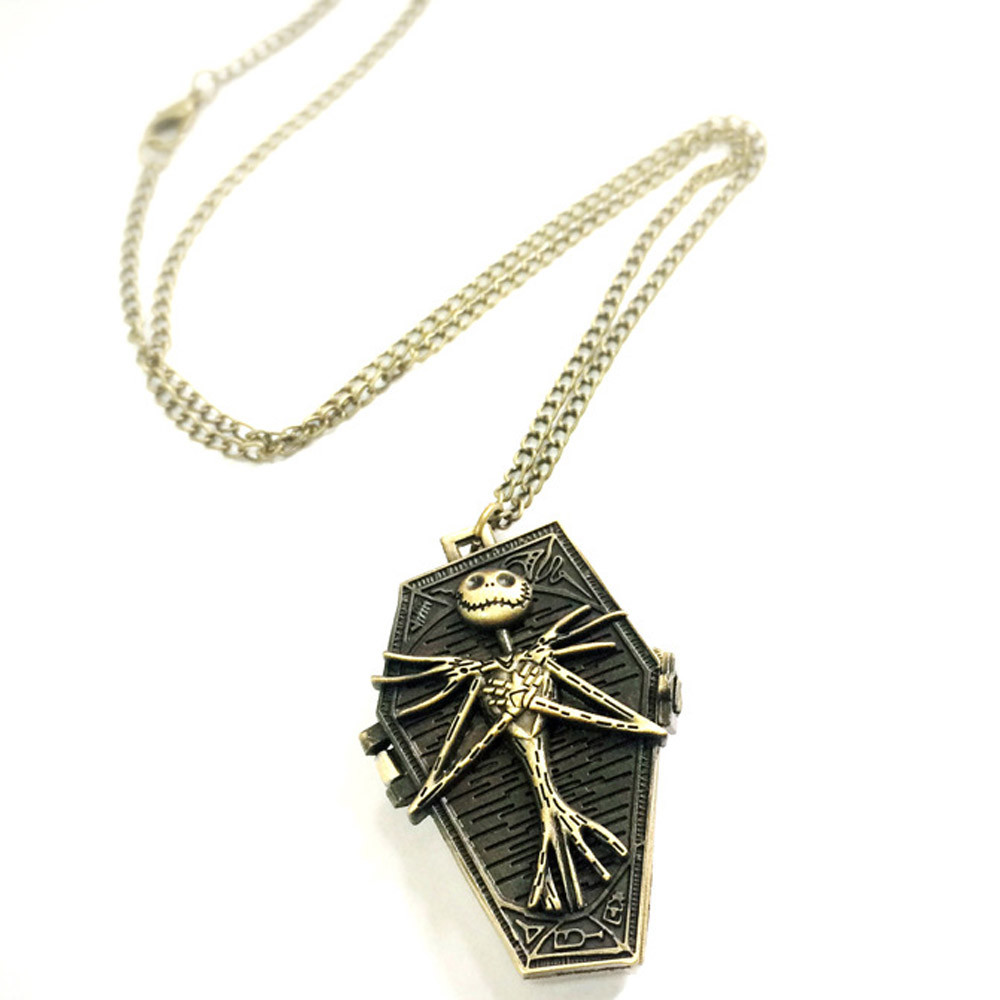 Classic  Necklace Chain Quartz Pocket Watch Man Woman Kid Gift Necklace Clock Couple Old Man Watch