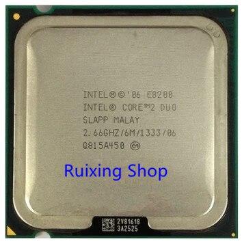 Original Intel Core 2 Duo E8500 CPU Processor 3.16Ghz/ 6M /1333GHz Socket 775 (working 100% Free Shipping)