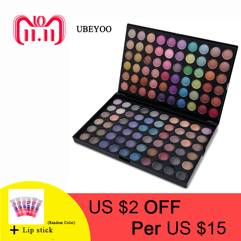 Pro 120 Color Eye shadows Make-up Makeup Eye Shadow Glitter Matte Pearlescent Matte Palette Eyes Cosmetics Tools Makeup Tools цена 2017