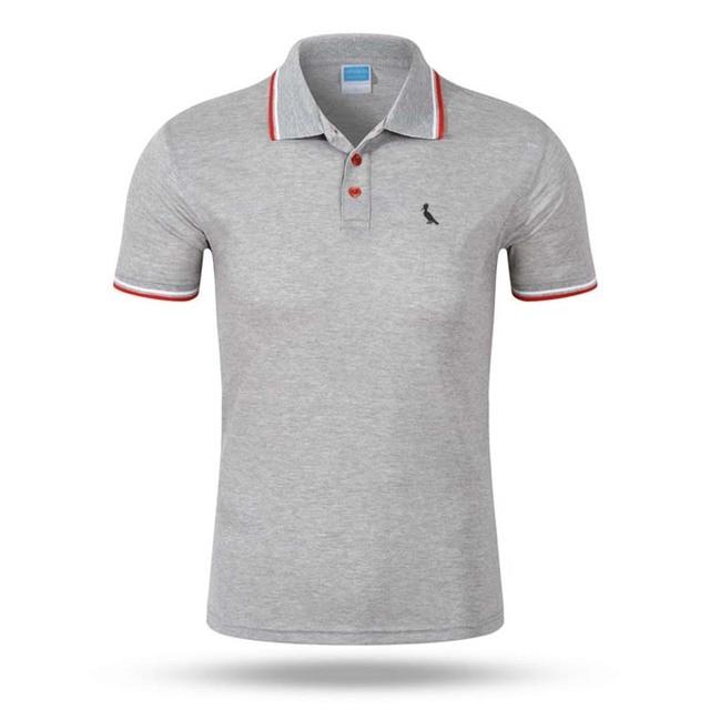 DUDALINA 2017 Nova Chegada Hot Sale Polo Camisas Dos Homens Primavera Verão  12 Cores Reserva Sergio c13d2aae03fb6