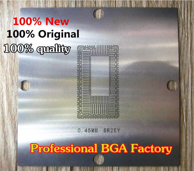80*80 SR2EU I3-6100U SR2EY I5-6200U SR2EZ I7-6500U SR2F0 I5-6300U SR2F1 I7-6600U SR2JC I5-6260U stencil