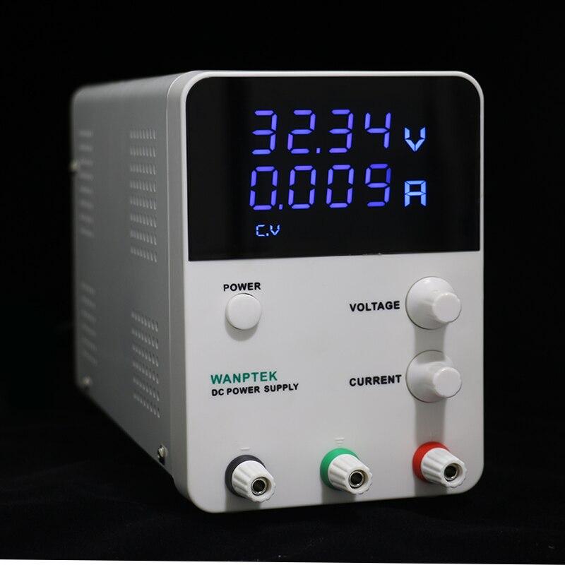 GPS-305D 3010D 605D Adjustable Laboratory DC Power Supply Digital Mini Switching Power Supply 0.01V 0.001A 220V 30V 60V 10A 5A wanptek mini adjustable digital display 30v 60v 5a 10a dc power supply switching power supply