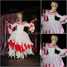 Custom-madeR-750 Vintage disfraces 1860 s guerra Civil Southern Belle Ball vestido de boda/Vestido gótico Lolita vestidos victorianos