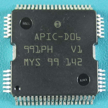Free freight 10pcs APIC-D06 QFP Car computer board commonly
