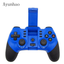 Bluetooth Wireless Gamepad Game Controller for iPhone/Android Phone Tablet PC bluetooth Gaming Controle Joystick Joypad wireless bluetooth game handle controller telescopic gamepad joystick for android iphone 8 x phone gaming console accessories