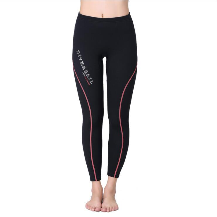 1.5MM pants / long pant neoprene warm crops trousers women and men snorkeling diving surfing sailboard sailing