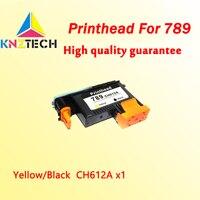 1x789 cabeça de impressão amarelo preto compatível para hp 789 l25500 cabeça impressora ch612a|printhead for hp|hp printer printhead|hp printhead -