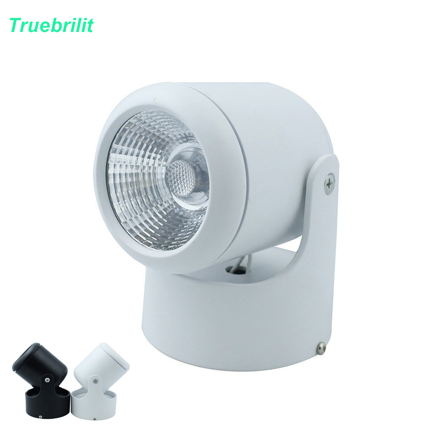 wall mounted spot lights Picture - More Detailed Picture about Led Downlights 10W 20W COB ...